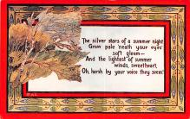 top021605 - Poetry Post Card