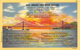 top021635 - Poetry Post Card