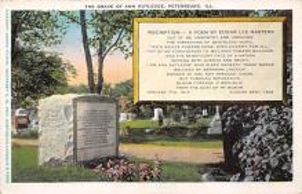 top021643 - Poetry Post Card