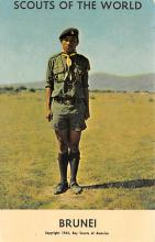 top021689 - Scouts Post Card