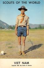 top021691 - Scouts Post Card