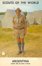 top021701 - Scouts Post Card