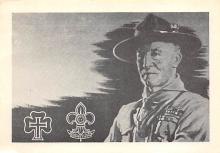 top021755 - Scouts Post Card
