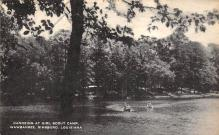 top021793 - Scouts Post Card
