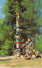 top021807 - Scouts Post Card