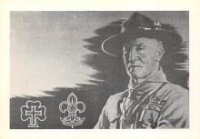 top021829 - Scouts Post Card