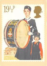 top021847 - Scouts Post Card
