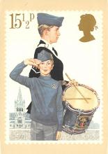 top021853 - Scouts Post Card