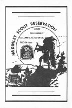 top021861 - Scouts Post Card