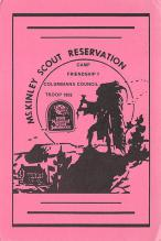 top021865 - Scouts Post Card