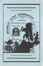 top021869 - Scouts Post Card