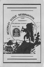 top021871 - Scouts Post Card