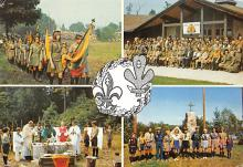 top021873 - Scouts Post Card