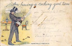 top021909 - Cork Screws Post Card