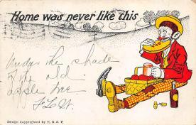 top021911 - Cork Screws Post Card