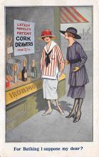 top021943 - Cork Screws Post Card