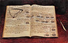 top022037 - Whaling Log Book