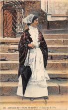 top022503 - Native Dress Postcard