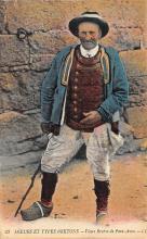 top022509 - Native Dress Postcard