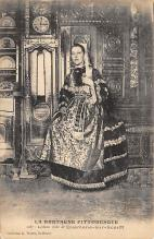 top022523 - Native Dress Postcard