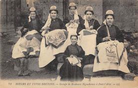 top022541 - Native Dress Postcard