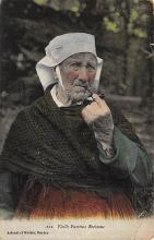 top022543 - Native Dress Postcard