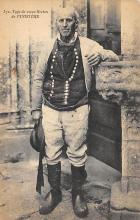top022547 - Native Dress Postcard