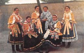 top022555 - Native Dress Post Card
