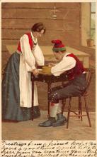 top022557 - Native Dress Post Card
