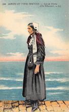 top022561 - Native Dress Post Card