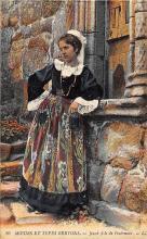 top022563 - Native Dress Post Card