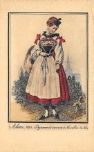 top022569 - Native Dress Post Card