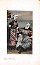 top022585 - Native Dress Post Card
