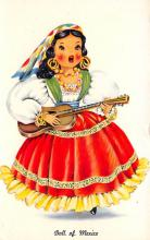 top022587 - Native Dress Post Card