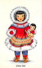 top022589 - Native Dress Post Card