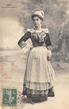 top022591 - Native Dress Post Card