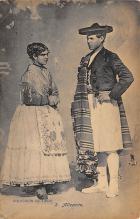 top022595 - Native Dress Post Card