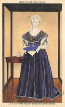 top022601 - Native Dress Post Card