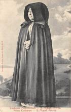 top022611 - Native Dress Post Card