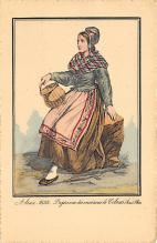 top022635 - Native Dress Post Card