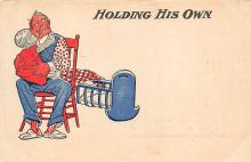 top022775 - Babies, Baby Postcard Post Card
