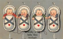 top022777 - Baby Bottle Post Card Post Card