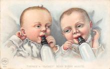 top022791 - Baby Bottle Post Card Post Card