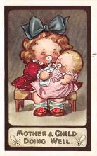 top022809 - Baby Bottle Post Card Post Card