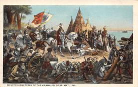 top022845 - Pilgrim Post Card