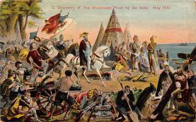top022847 - Pilgrim Post Card