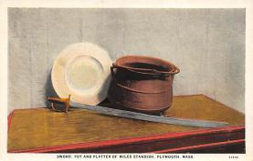 top022859 - Pilgrim Post Card