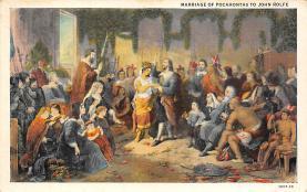 top022865 - Pilgrim Post Card