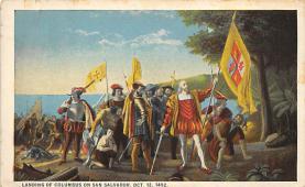 top022869 - Pilgrim Post Card