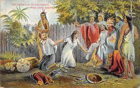 top022877 - Pilgrims Postcard